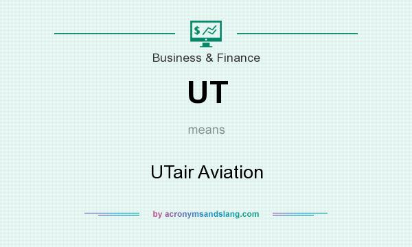 What does UT mean? It stands for UTair Aviation